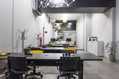 Linha Amarela Coworking - São Paulo/SP