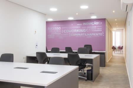 Amora Coworking - São Paulo/SP
