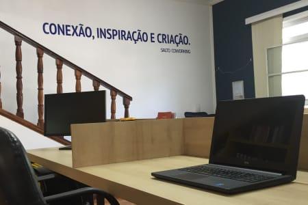 Salto Coworking - Itajubá/MG