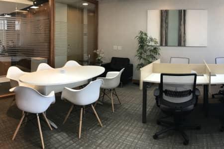Regus Corporate Evolution - Curitiba/PR