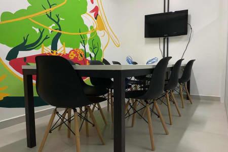 Nobre SoS Coworking - Brasília/DF