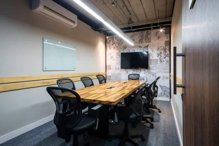 Co.W Coworking Spaces