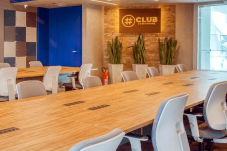 Club Coworking Faria Lima - São Paulo/SP