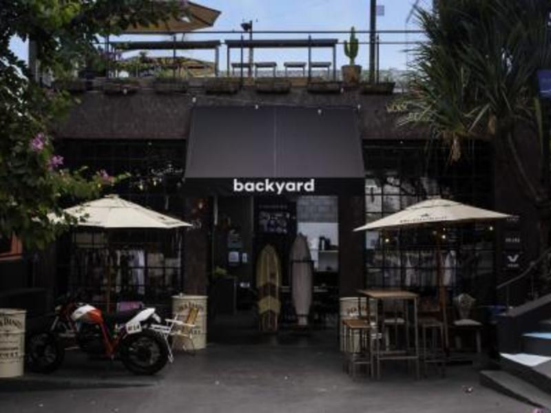Backyard - São Paulo/SP