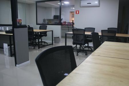 Factory Coworking - Brasília/DF
