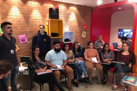Espaço Conceito Faculdade Fappes - São Paulo/SP