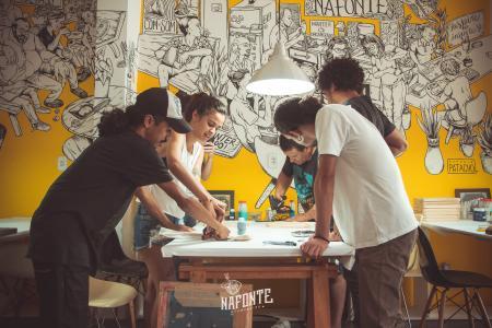 Nafonte Coworking - São Luís/MA