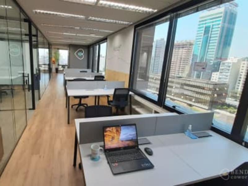 Bendito Coworking Unidade Paraíso - São Paulo/SP