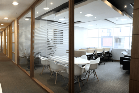 Regus Corporate Evolution - Curitiba/PR