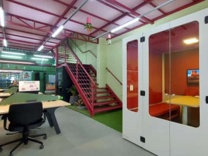 MOFO WorkSpaces - Unidade Galpão Duca - Sorocaba/SP