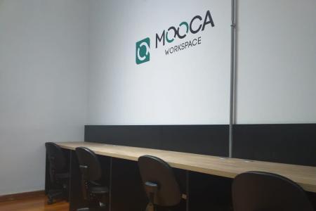 Mooca Workspace Tabajaras