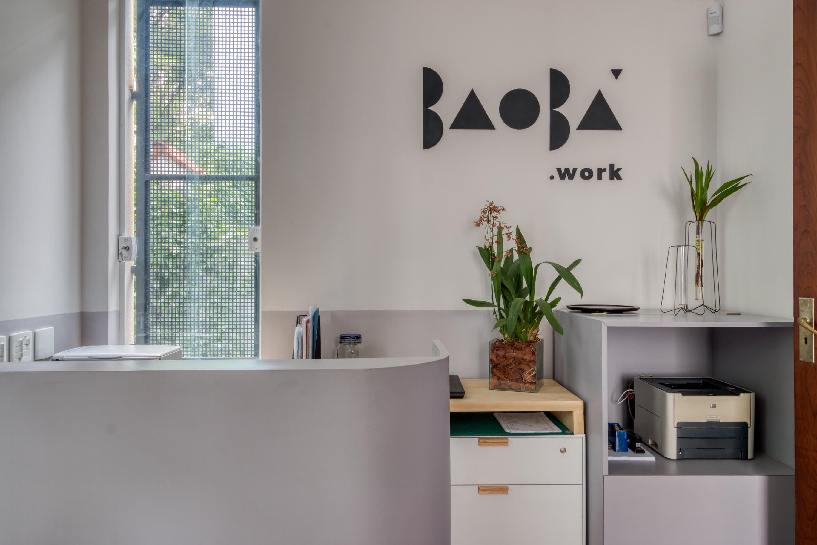 Baobá Work - São Paulo/SP