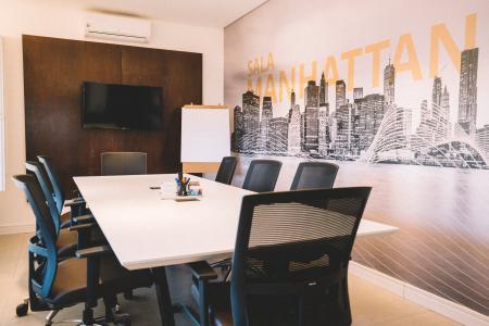 Casa Cinquentenário Coworking