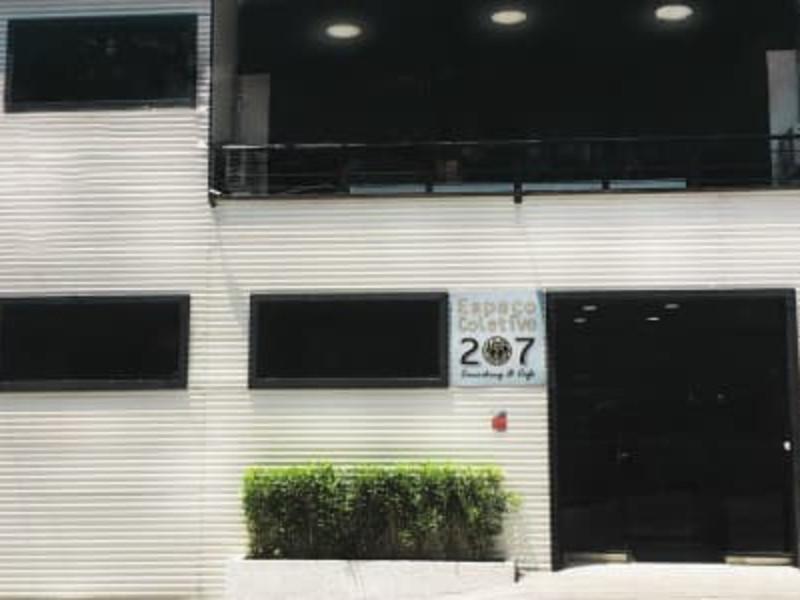 Espaço Coletivo 207 - São Paulo/SP