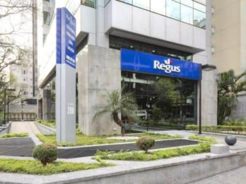 Regus Alameda Santos - São Paulo/SP