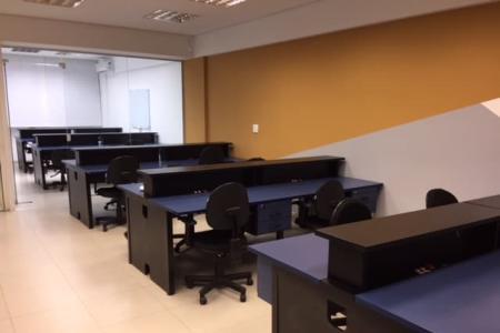Connect Offices Business Center - Santos/SP
