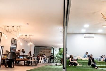 Akzo coworking - Brasília/DF