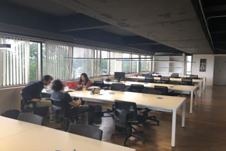 Youw Coworking Itaim - São Paulo/SP