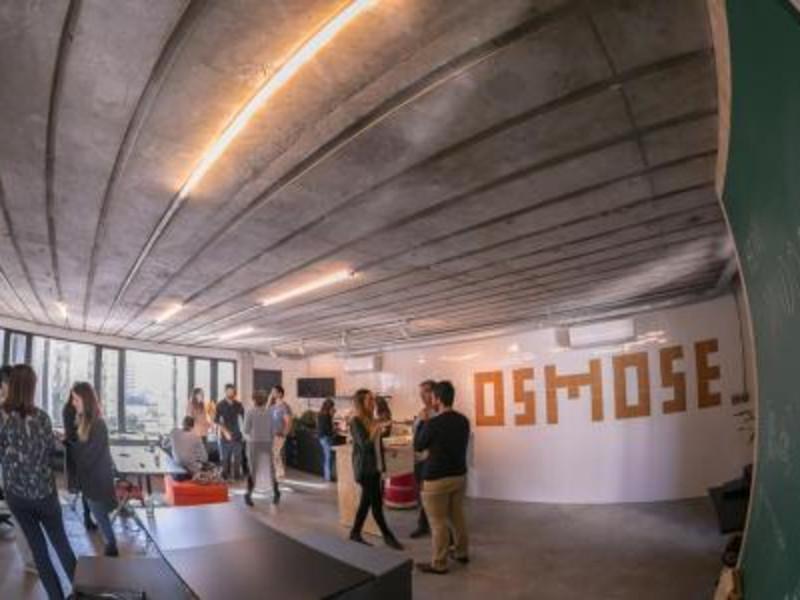 Osmose Coworking - São Paulo/SP