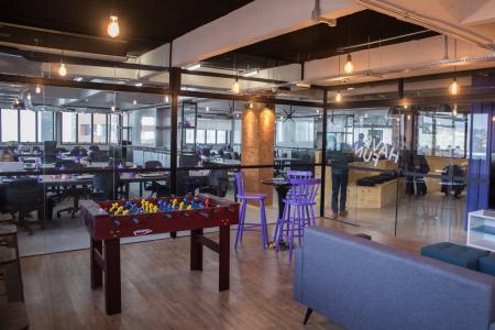 My Place Office Campus Pinheiros - São Paulo/SP
