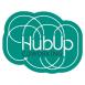 Logo de HubUp Coworking
