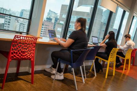 Co.W Coworking Space