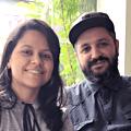 Foto de Mayara Nobre e Carlos Gobbo