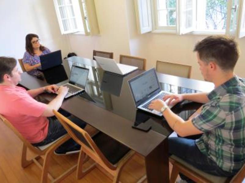 Espaço 80 Coworking - Porto Alegre/RS