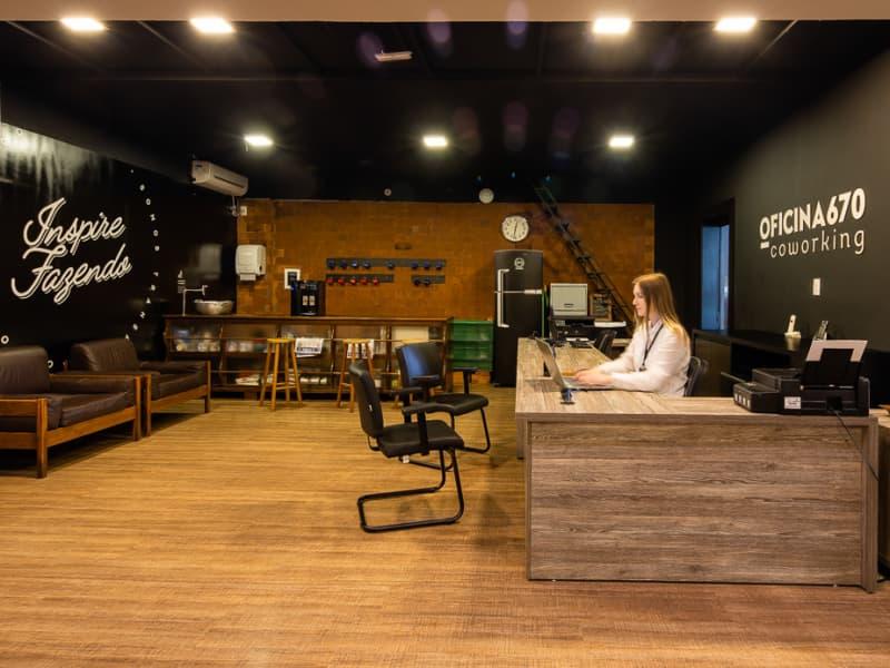 Oficina670 Coworking - Lajeado/RS