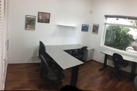 Espaço Brooklin Coworking - São Paulo/SP