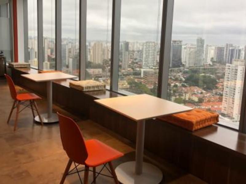 Regus Torre Z - São Paulo/SP