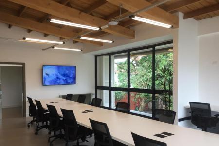 Casa Cinquentenário Coworking - Caxias do Sul/RS