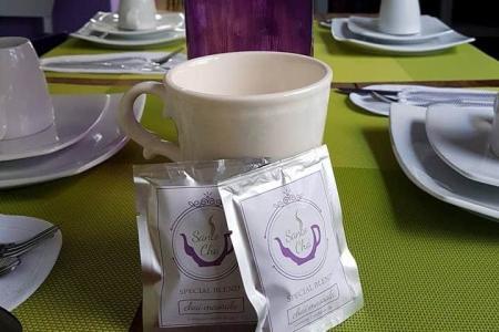 Santo Chá