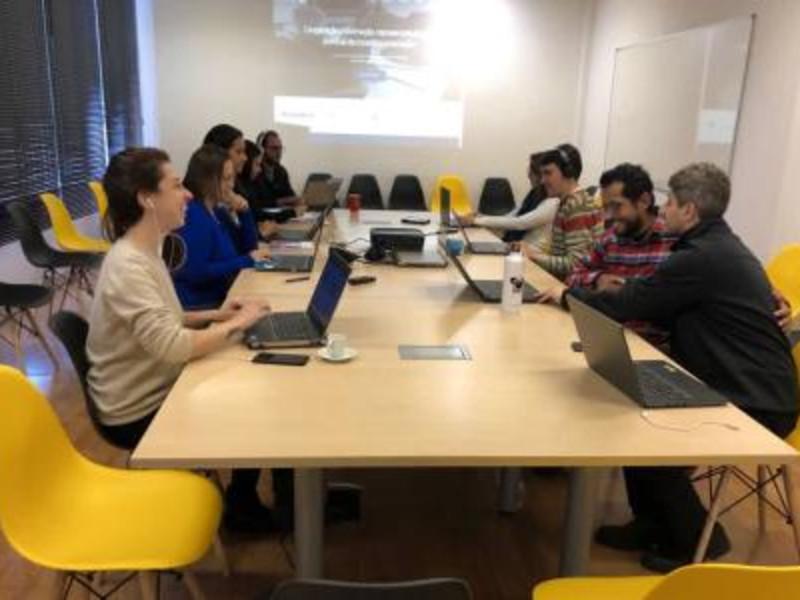 Coworking ANPEI - São Paulo/SP