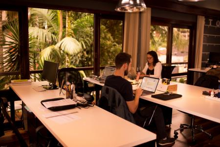 Bonjour Coworking - Joinville/SC