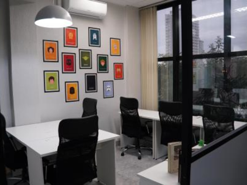 Oddball - Creative Coworking - São Paulo/SP