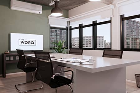 The Worq - São Paulo/SP