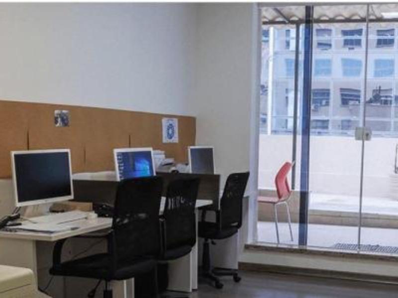 Cobertura Coworking - Rio de Janeiro/RJ
