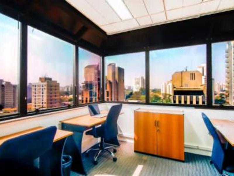My Place Office Berrini - São Paulo/SP