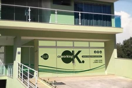 Ok Coworking - Jaguariúna/SP