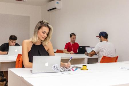 Sky Coworking - Fortaleza/CE