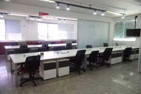 The Brain Coworking & Storage Unidade SAAN - Brasília/DF