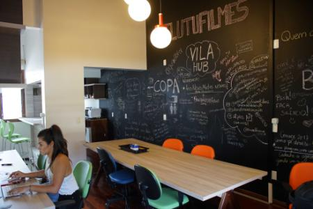 Vila Hub Coworking - Manaus/AM