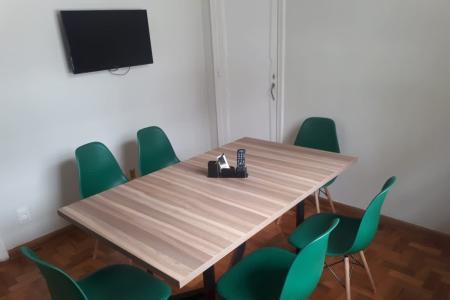 Tríade Coworking Familiar - Belo Horizonte/MG