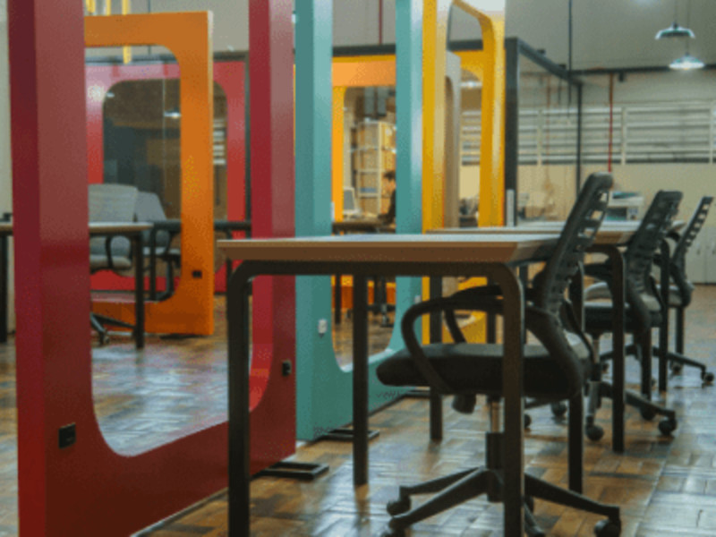 Plurall Coworking - Criciúma/SC