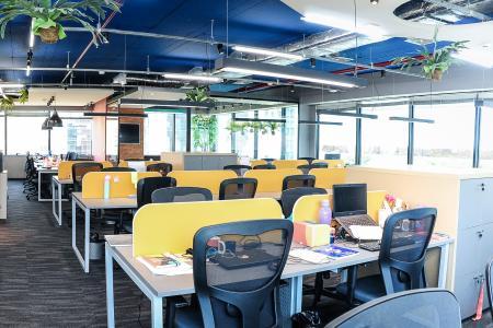 Delta Business Coworking Berrini - São Paulo/SP