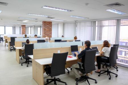 Lions Coworking Centro - São Paulo/SP