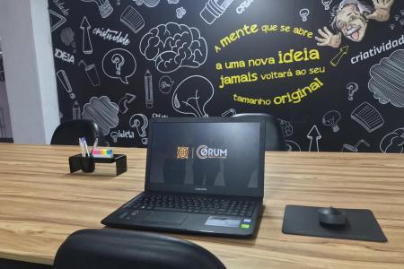 Corum Coworking - São Paulo/SP