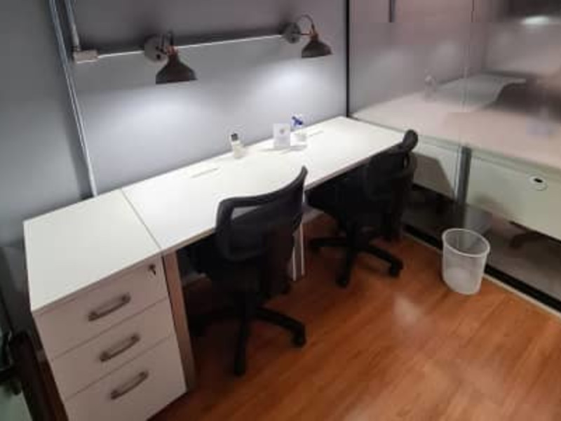 Creative Space Coworking - São Paulo/SP