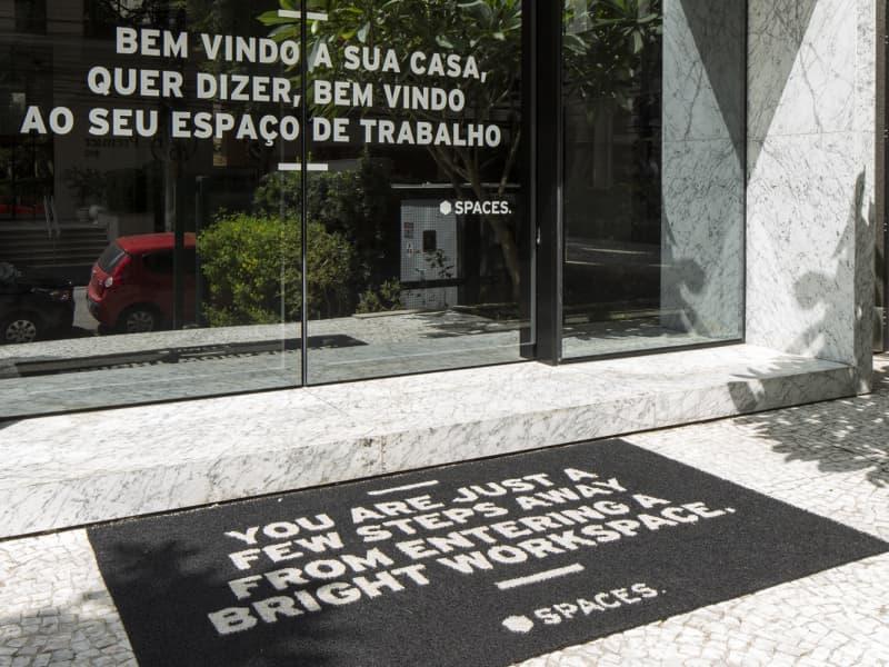 Spaces Vila Olímpia - São Paulo/SP